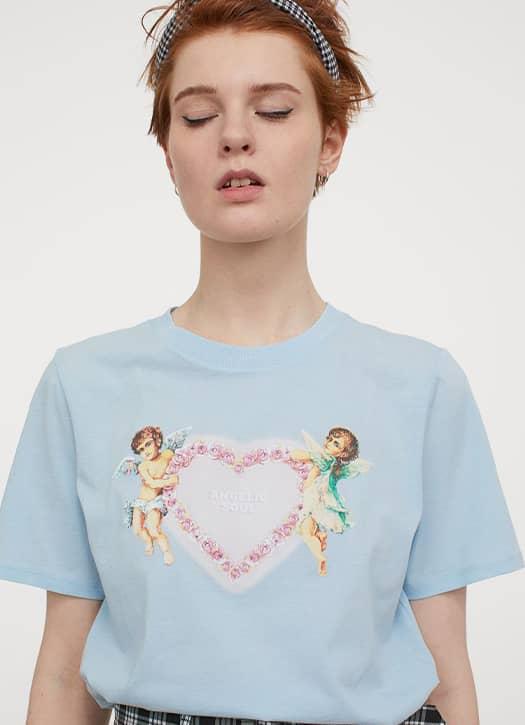 T-shirt imprimé, H&M