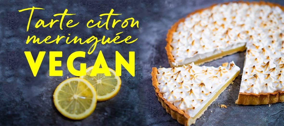 Tarte Citron Vegan