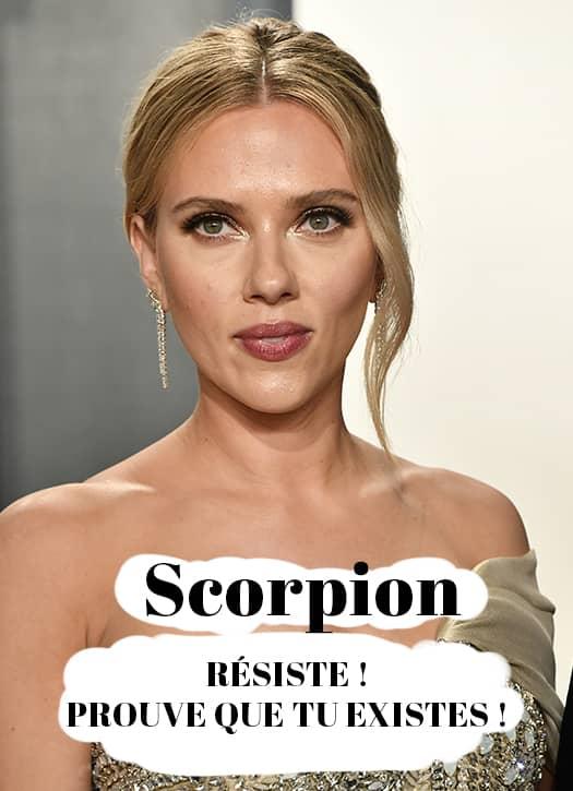 Prévisions 2021 scorpion