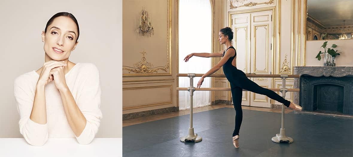 La masterclass de la danseuse étoile Dorothé Gilbert
