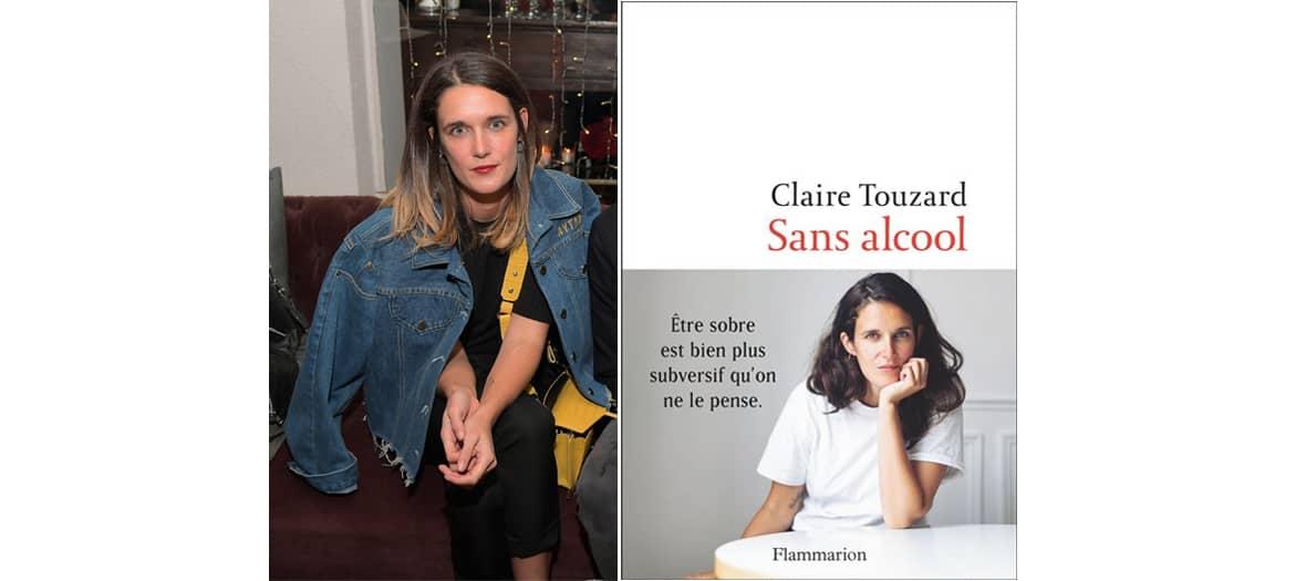 """Le livre """"sans alcool"""" de Claire Touzard"""