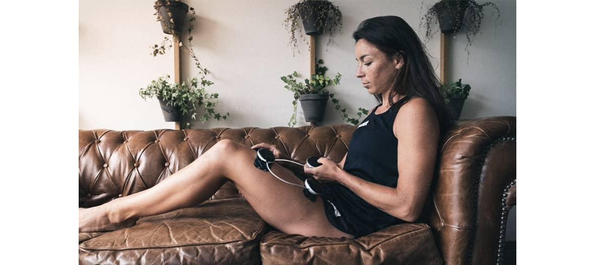 Auto-masseur Fixx 2.0, Compex