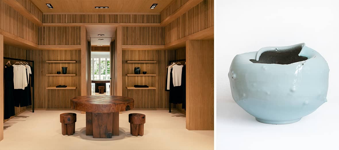 Le temple de la Slow Fashion Icicle dans le Triangle d'or à Paris
