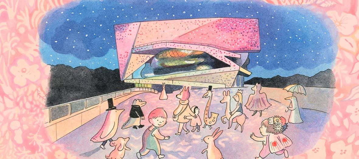 Un concert pour les kids à la Philharmonie