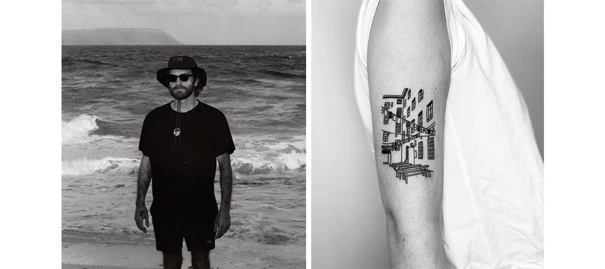 Les tatouages de La Guish à l'encrerie