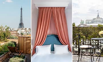 Hotels Paris