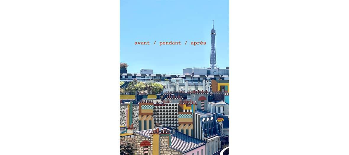 La gallerie artphotoby en face de Ze Hotel à Paris
