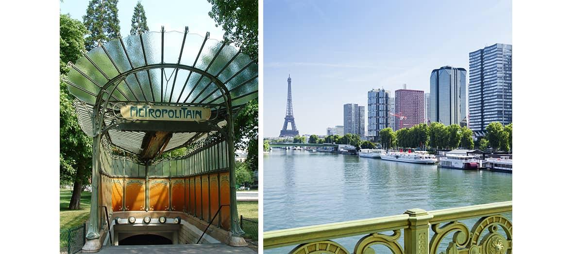 la modernité architecturale du 15ème arrondissement