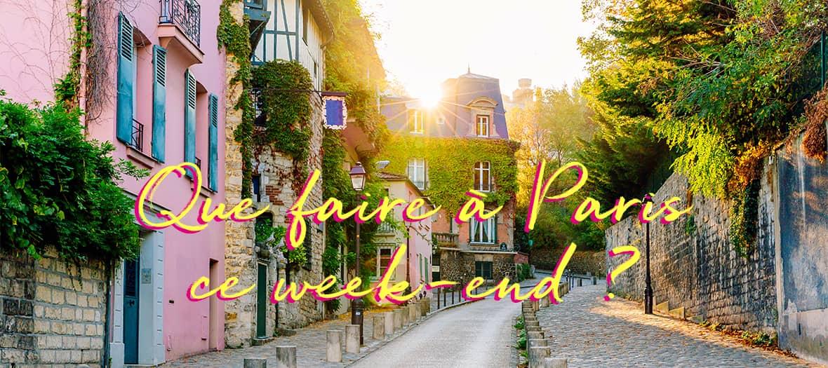 Que faire à Paris le week-end du 20 et 21 mars ?
