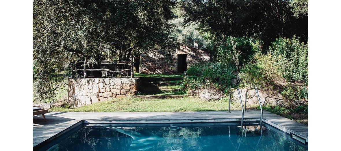 louer une bergerie en Corse