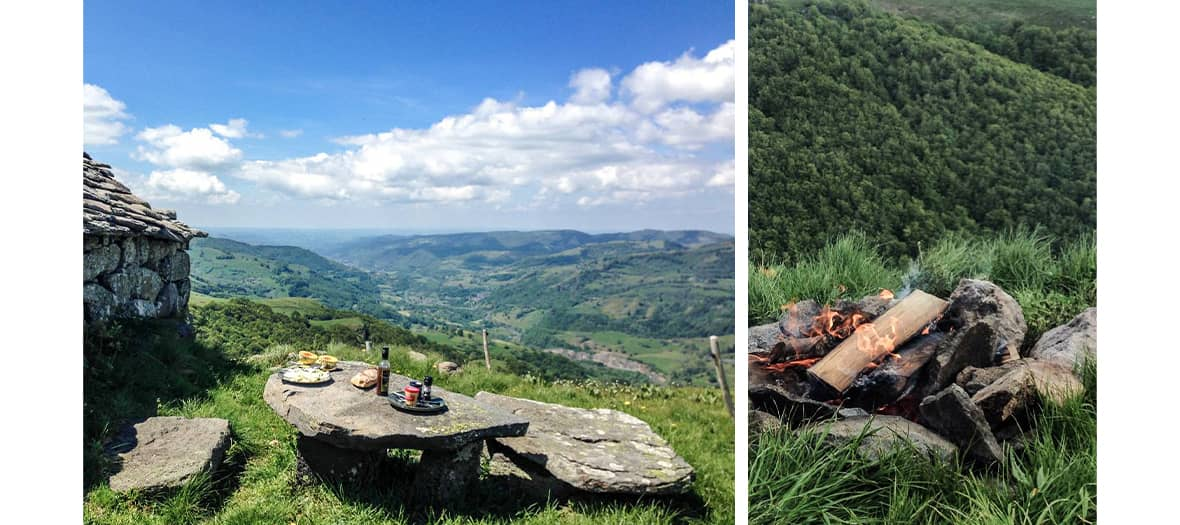 Louer un Buron dans le Cantal