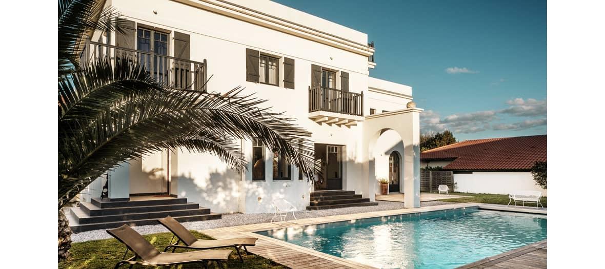 Louer une Villa à Biarritz