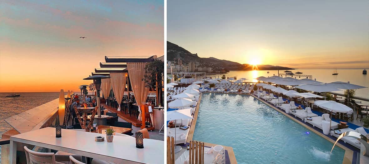 The Mythical Fairmont Hotel in Monaco