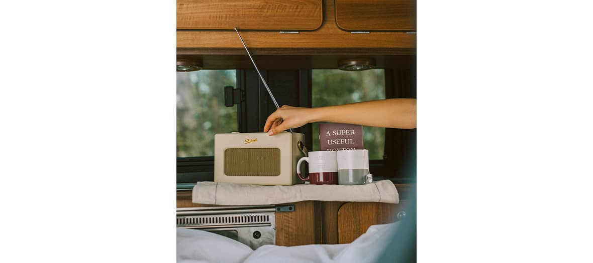 Le glamping en Camping car avec The hoxton