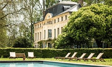 The Primard Domain near Paris