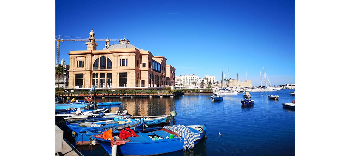 Une balade en amoureux à Bari