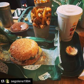menu bio burger