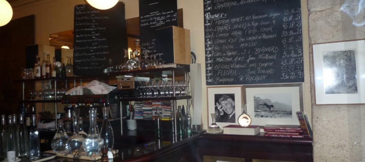 le Baratin, bar