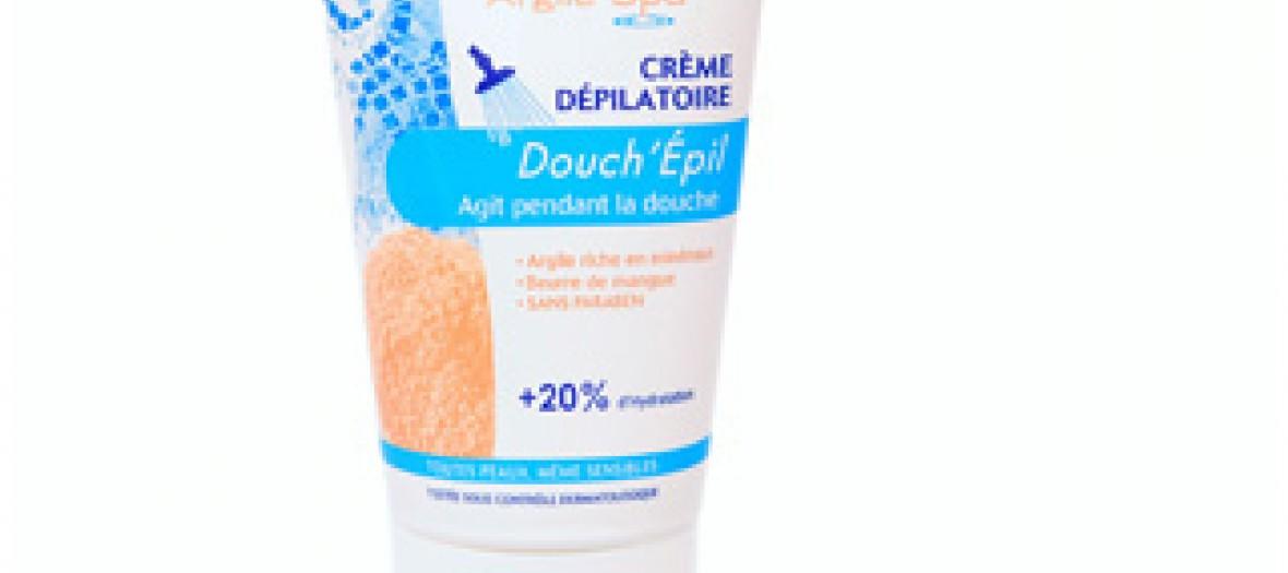 Crème dépilatoire