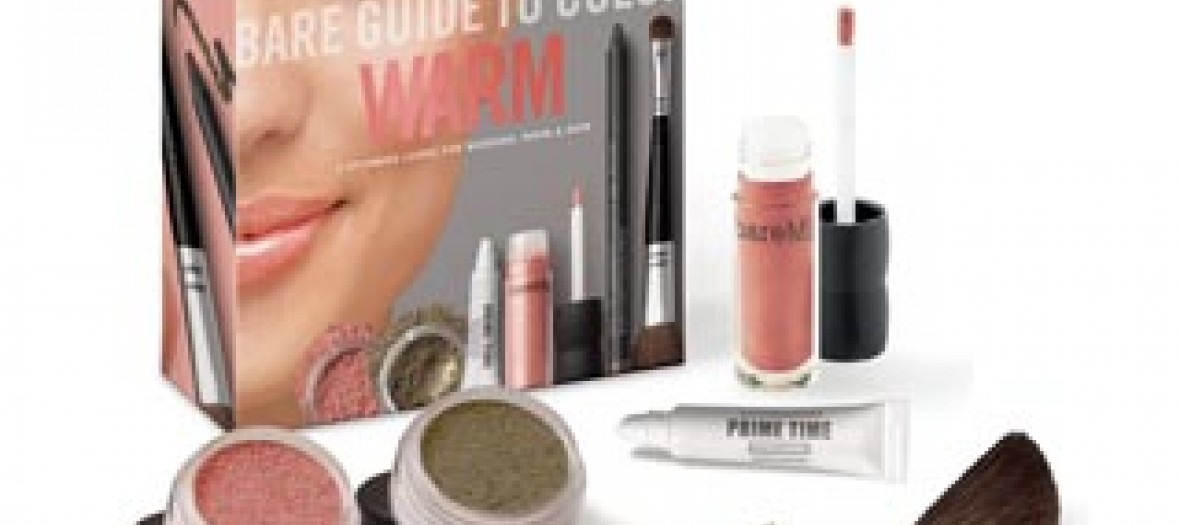 Bare Guide to Color Warm