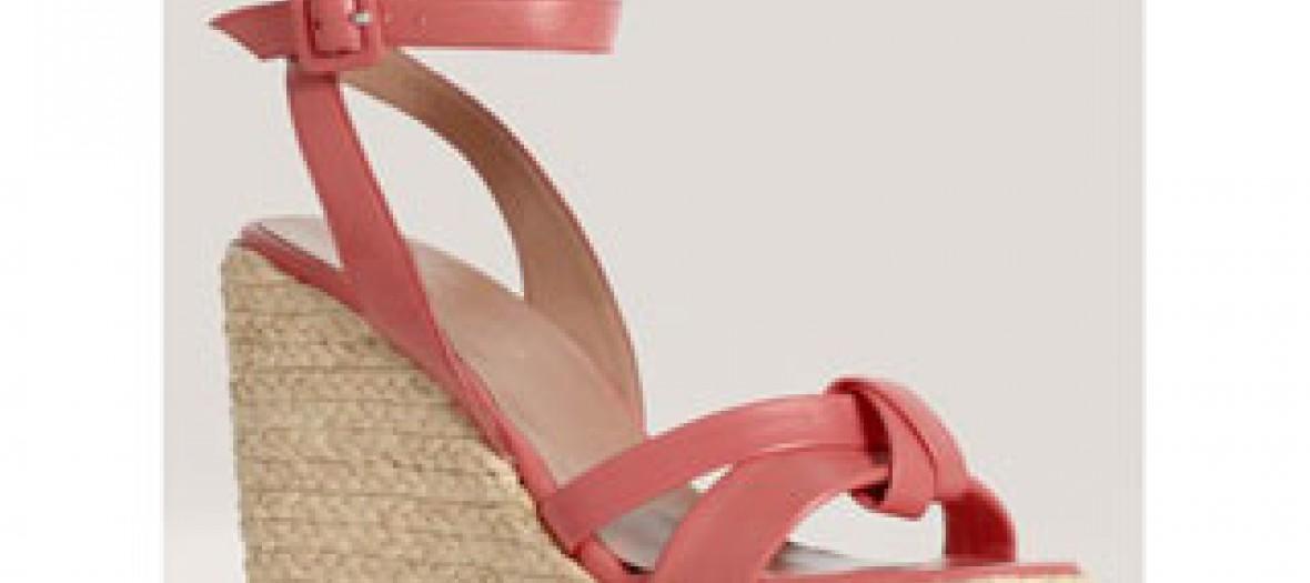 Chaussures compensées Robert Clergerie