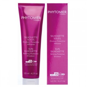 Emulsion protectrice affinante Silhouette Soleil de Phytomer