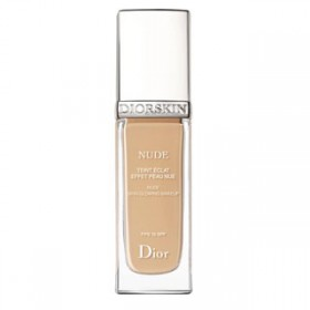 Diorskin Nude Fond de Teint Fluide de Dior