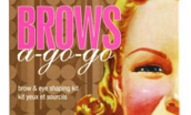 Pour un regard zéro défaut : « Brow A-GO-GO » !