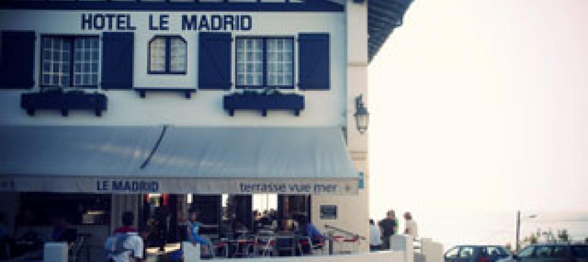 Hôtel Le Madrid