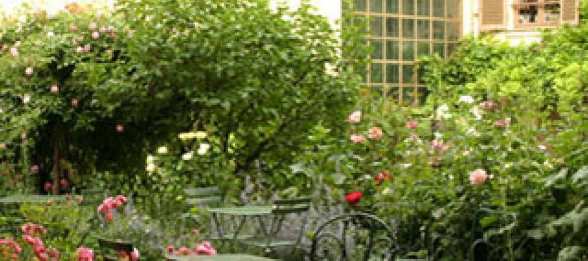 Ma cachette secrete - Jardin du musee de la vie romantique ...
