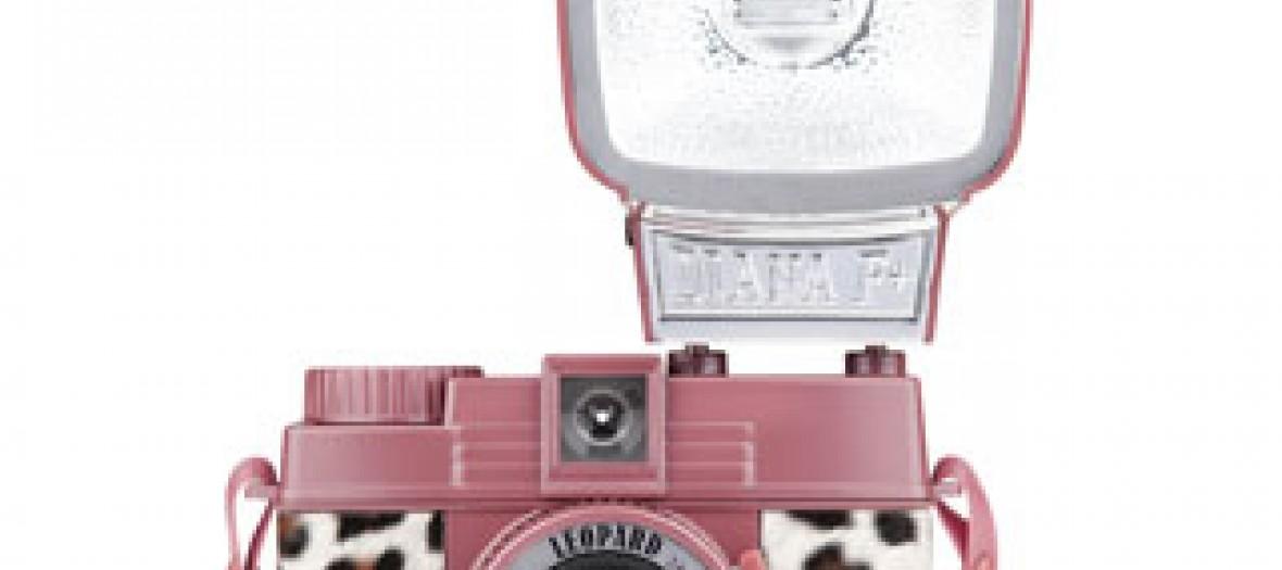 Diana mini léopard