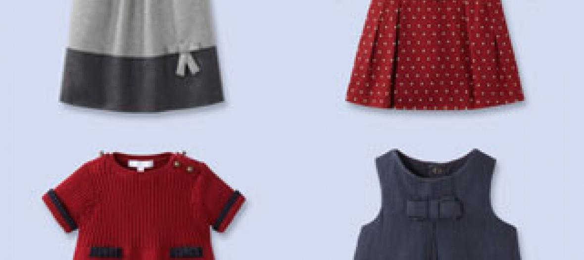 Collection robe Jacadi