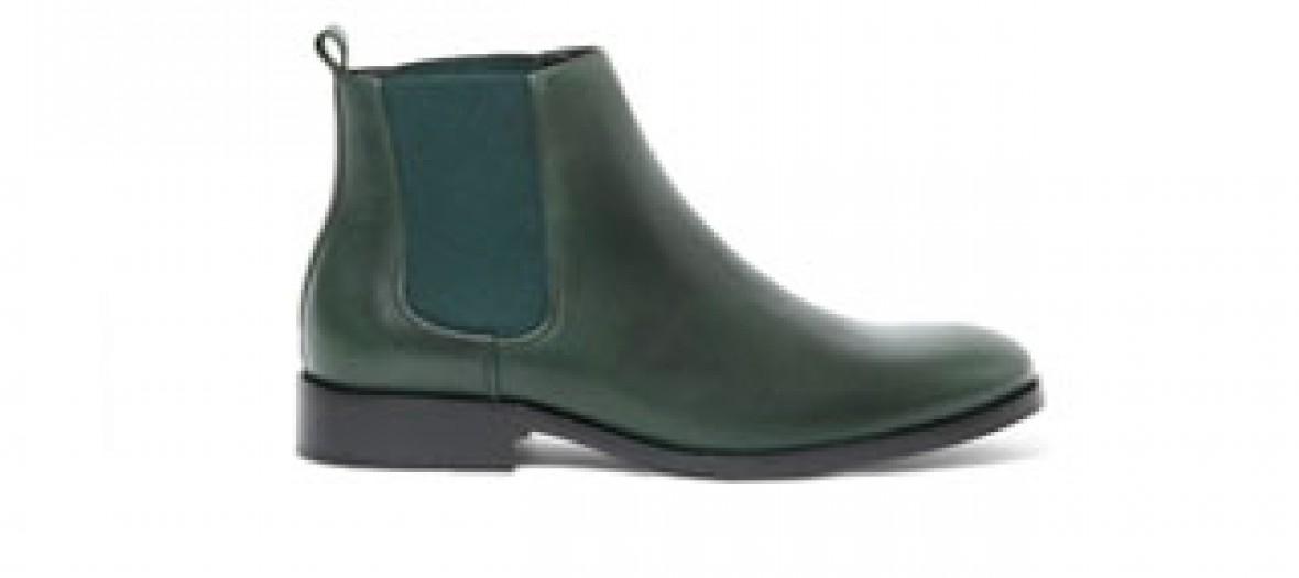 Boots en cuir COS