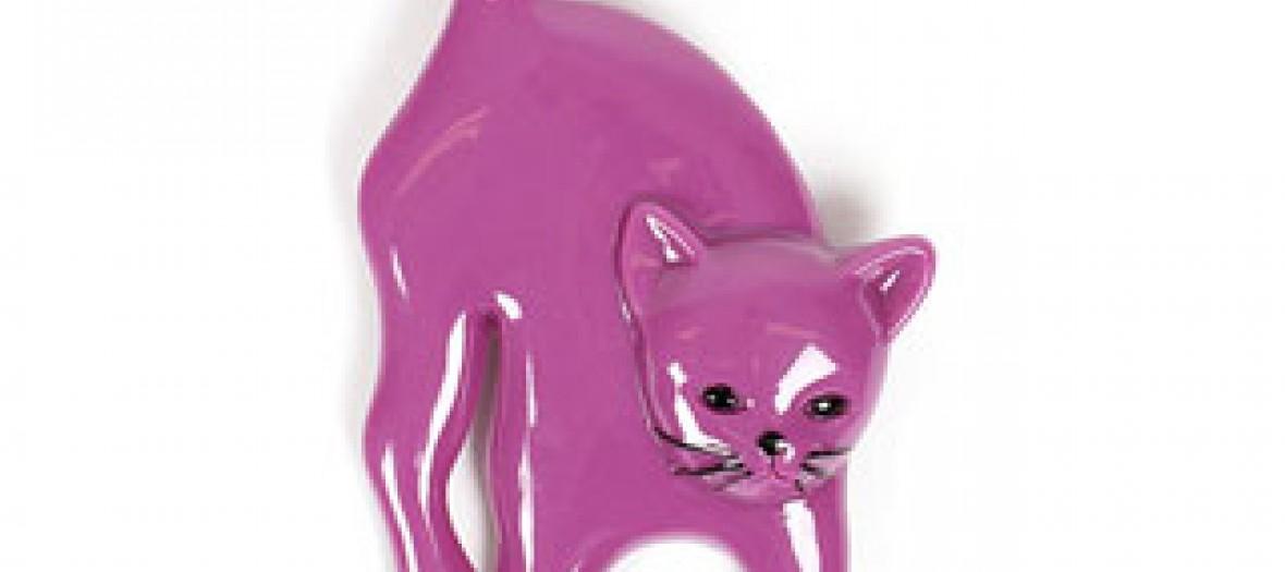 Broche chat Essentiel
