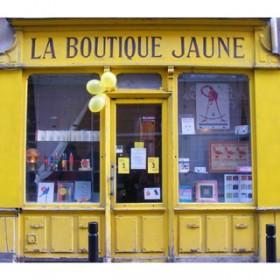 La boutique jaune