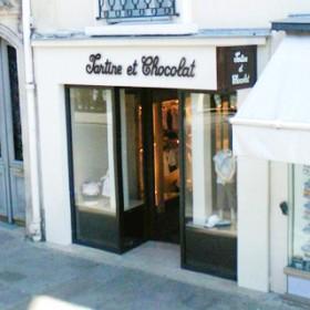 Boutique Tartine et chocolat