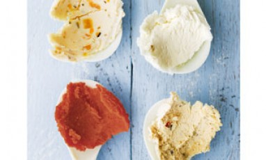 Salty sorbets by Picard !