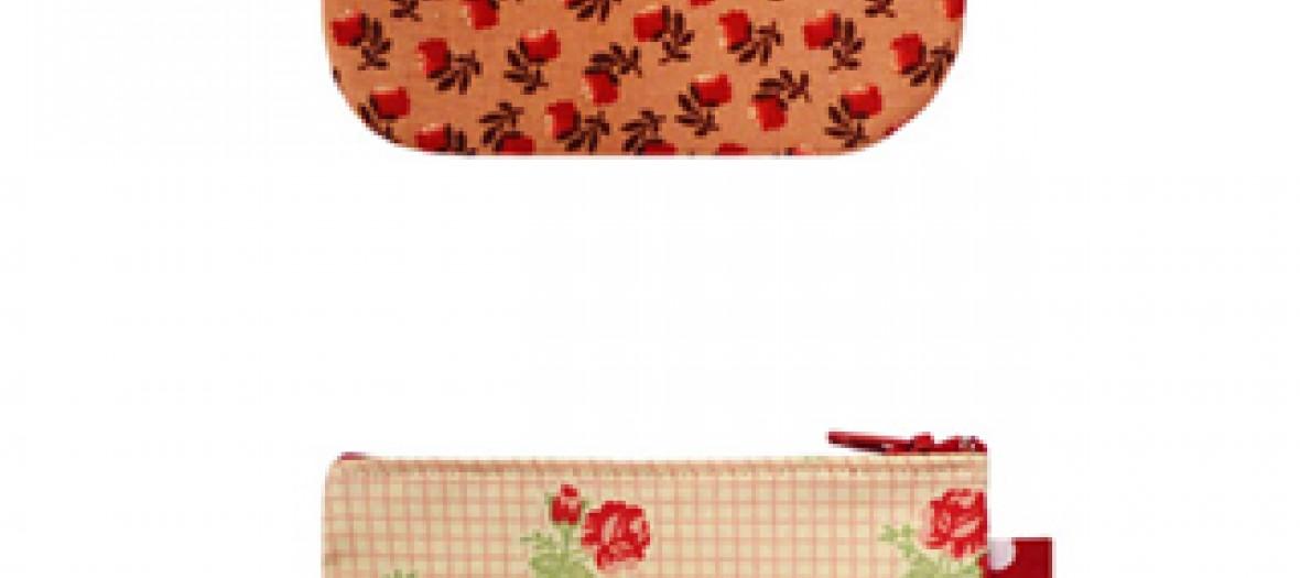 Pochettes en coton