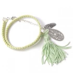 Bracelet « Lou » en suédine