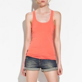 Swimmer T-shirt Zara