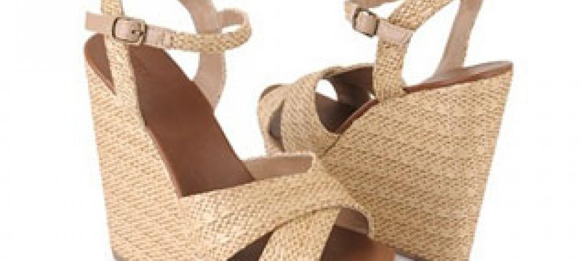 Sandales compensées Forever 21