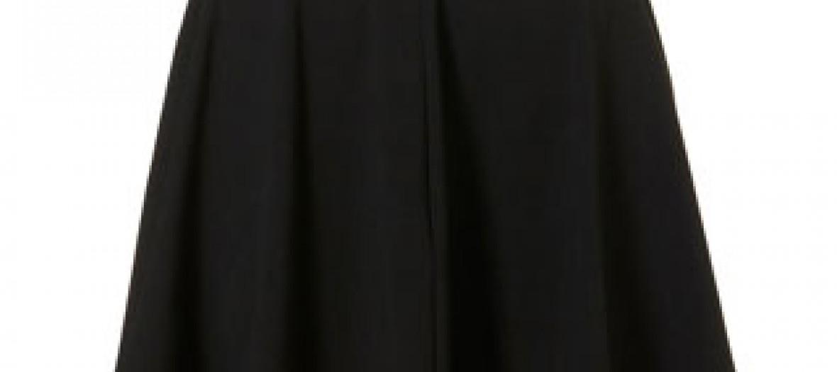 Jupe noir Topshop