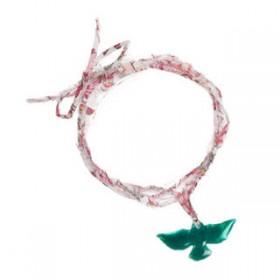 Bracelet Charme «aigle» Aurélie Bidermann