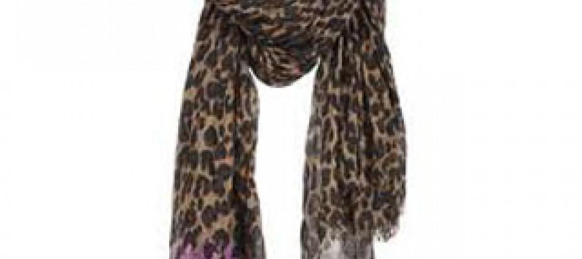 Etole  léopard Louis Vuitton