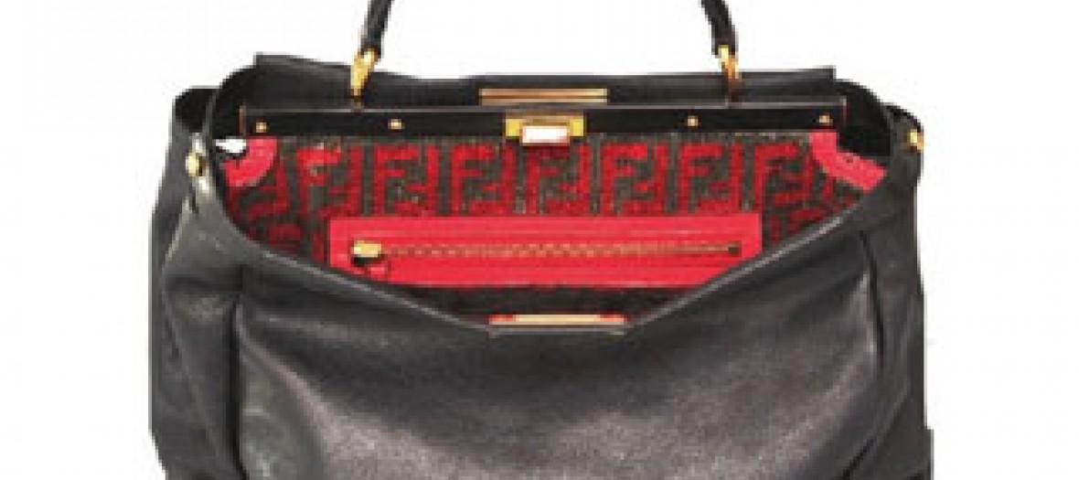 Le sac Peekaboo de Fendi