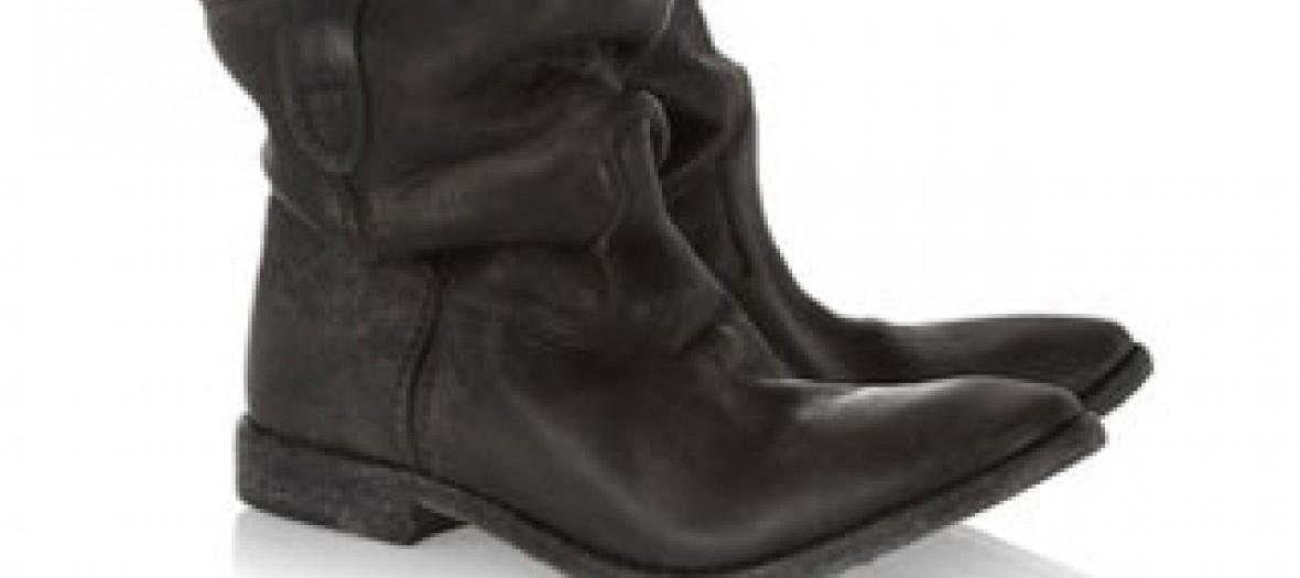 Low boots « Jenny » Isabel Marant
