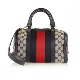 Petit sac boston «Vintage Web» Gucci