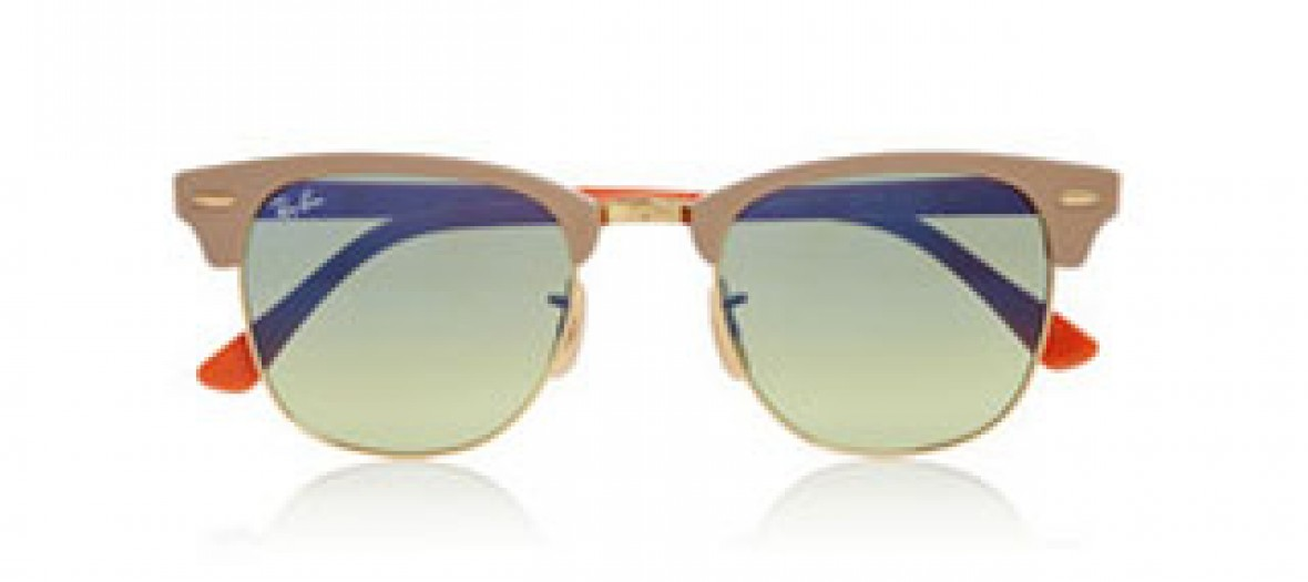 Lunettes  de soleil « Clubmaster », Ray Ban