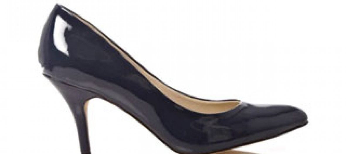 Chaussures à talon, Barney
