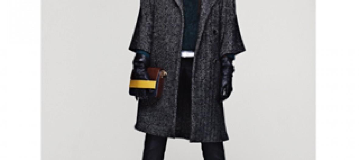 Manteau oversize H&M
